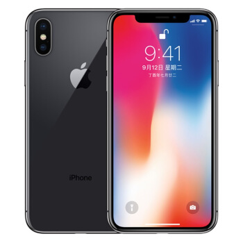 iPhone X  64GB 版本